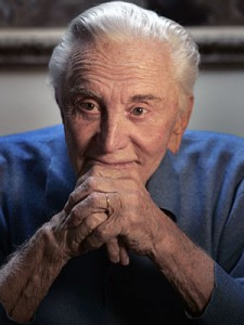 Kirk Douglas Steals The Show At Oscars (Video) and Other Hanging Laundry