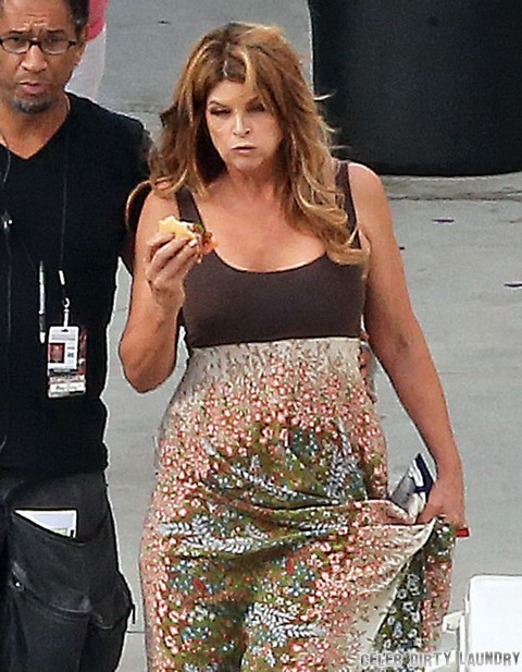 Kirstie Alley To Replace Joy Behar On The View - Report