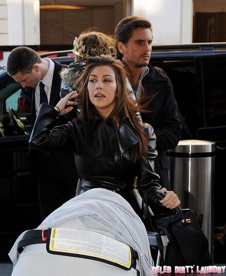 Kourtney Kardashian Demands Scott Disick Sign Strict Marriage Prenup: No Time for A Gold Digger