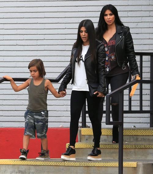 Kourtney Kardashian Admits Scott Disick Cheating With Chloe Bartoli, Fears Baby Daddy Using Drugs Again: Final Break Up Looms