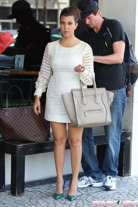 Of Course Kourtney Kardashian's Daughter Penelope Scotland Doesn't Know Scott Disick!