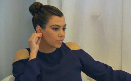 Kim Kardashian Says: Scott Disick Will Cheat on Kourtney Kardashian and It'll Be Her Fault! (VIDEO)