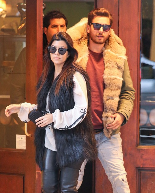 Kourtney Kardashian And Scott Disick Eloping To Mexico for Secret Wedding?