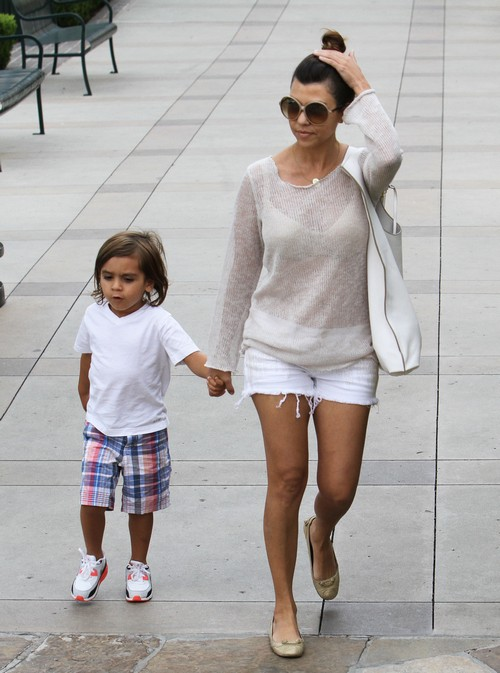 Kourtney Kardashian Never Had Sex With Michael Girgenti - Can't Be Mason Disick's Biological Father