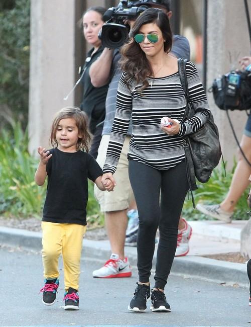Kourtney Kardashian And Scott Disick Favor Mason and Ignore Penelope - Report