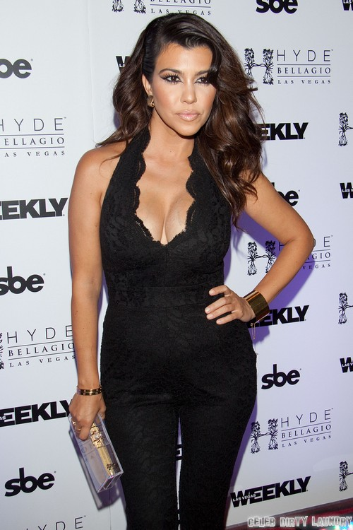 Kourtney Kardashian and Scott Disick Separate Lives - Joining Khloe and Lamar Odom on the Divorce Pile?