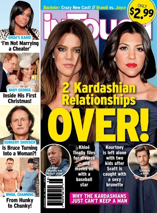 Kourtney Kardashian and Scott Disick Split: Scott Caught Cheating With Brunette at Montage Beverly Hills Hotel (PHOTO)