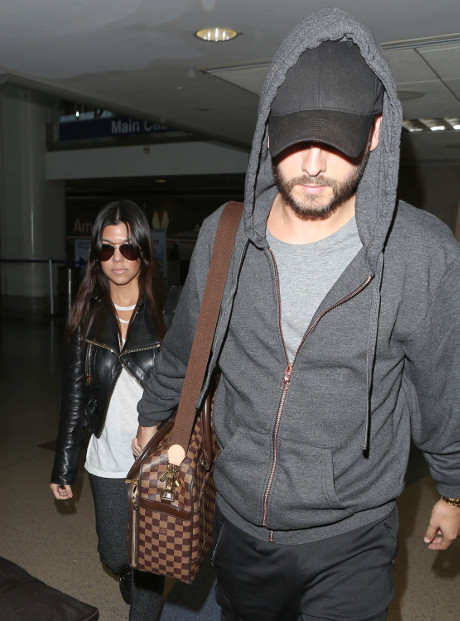 Kourtney Kardashian and Scott Disick Romance Still Going Strong, Despite Break Up Rumors and Haters!