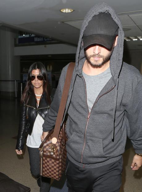 Kourtney Kardashian and Scott Disick Romance Still Going Strong, Despite Break Up Rumors and Haters!