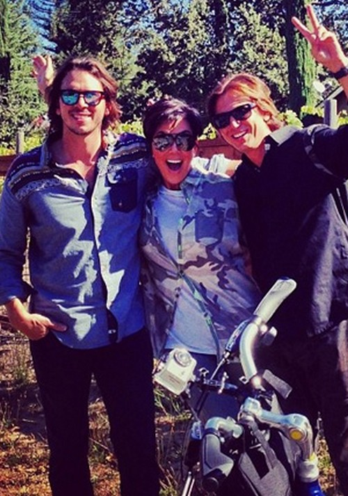 Ben Flajnik Says NO WAY To Dating Kris Jenner: Bachelor Would Rather Be Celibate and Single