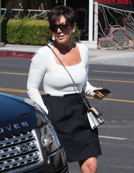Kris Jenner Puts an End to Her Blabbermouth Sister, Karen Houghton: She's Out of her Mind and Riddled with Demons!