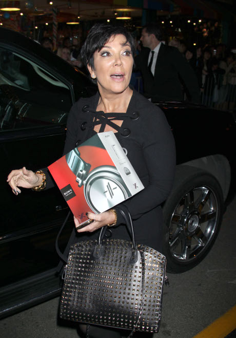 Kris Jenner Locked Rob Kardashian in Car For Hours: New Kardashian Diaries Accuse Kris of Child Neglect!