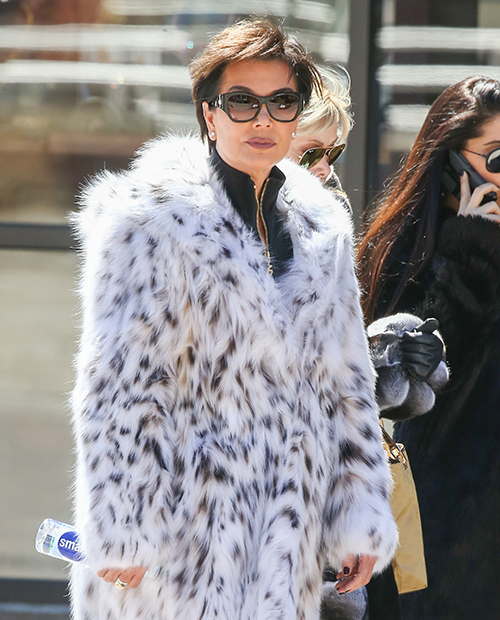 Kris Jenner Shopping Sex Tape With Robert Kardashian Sr?
