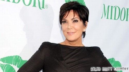 Kris Jenner Has A Secret Sex Tape