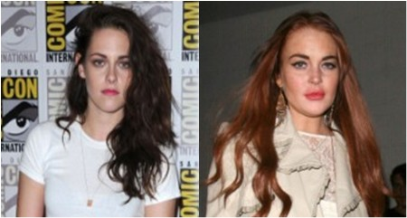 Kristen Stewart Drinks Her Sorrows Away With Lindsay Lohan 0810