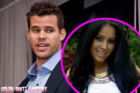 Kris Humphries' Ex-Girlfriend Myla Sinanaj Pregnant, Says He's The Father 0705