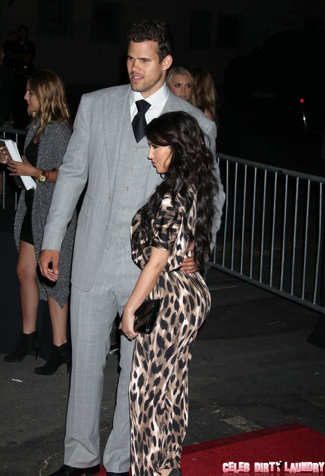 Kris Humphries Lays Claim To Kim Kardashian's Baby – Wants Joint Custody