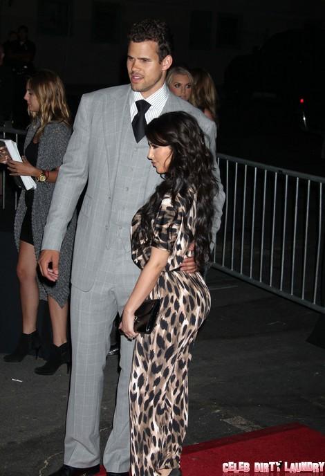 Kris Humphries Lays Claim To Kim Kardashian's Baby – Wants Joint Custody