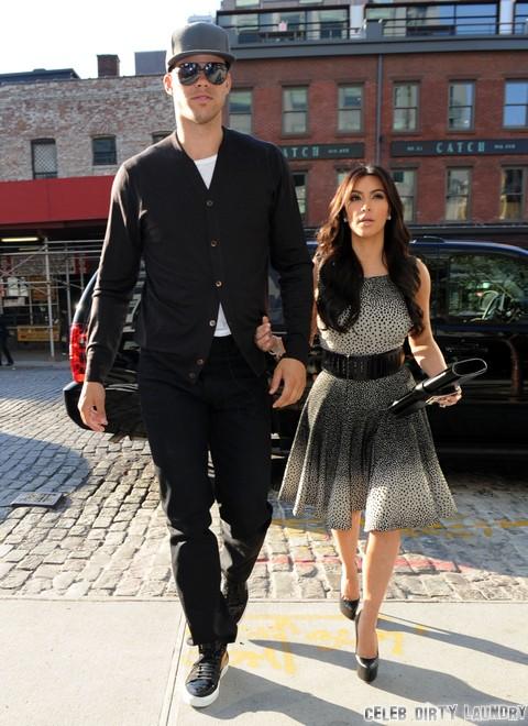 "Kris Humphries Won't Divorce Kim Kardashian: ""Your Pregnancy Isn't My Problem!"""