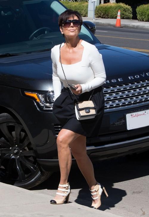 Kris Jenner And O.J. Simpson Hook Up Through Jail Visits?