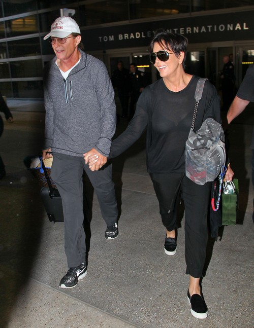 Bruce and Kris Jenner's Cancel Separation - Bruce Agrees to Stop Sex Change Gender Reassignment (PHOTOS)