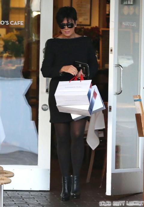 Kris Jenner Threatens To Cut Kardashian Kids Off If They Admit Truth In Robert Kardashian Diaries