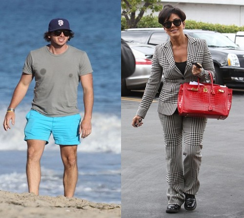 Kris Jenner Propositions Bachelor Star Ben Flajnik - Turns Cougar and Wants a Stud