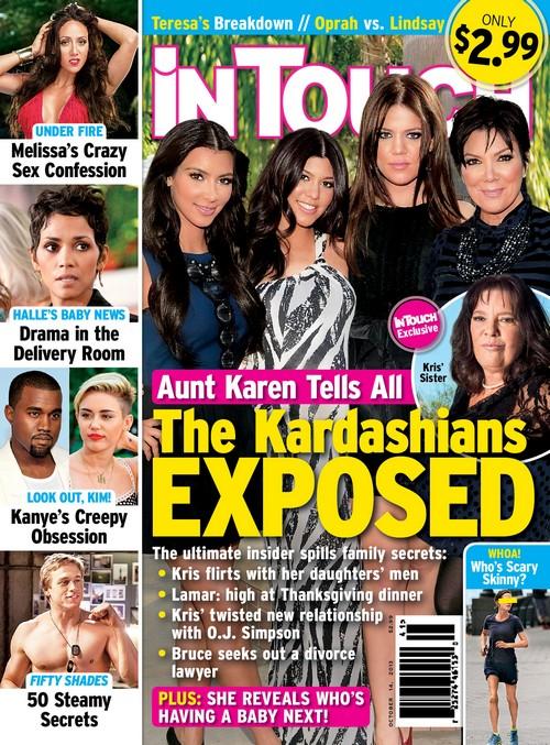 Kris Jenner and Bruce Jenner Separate Formally: Kris' Sister, Karen Houghton Reveals, Bruce's Visit To Divorce Lawyer (PHOTO)