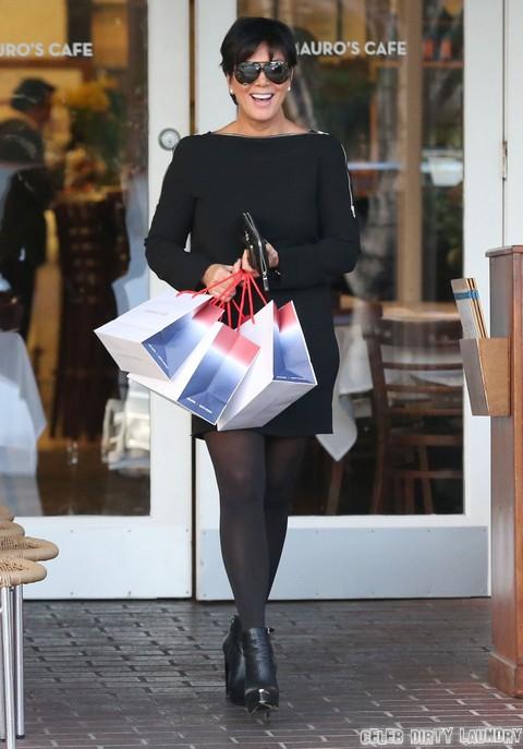 Kris Jenner Confirms Bruce Jenner Divorce: Plans Valentine's Day Date With Lover