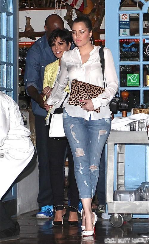 Kris Jenner Denies Khloe Kardashian And Lamar Odom Divorce BUT Confirms Lamar's Cheating Affairs