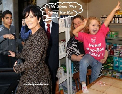 Kris Jenner Hates Honey Boo Boo But Mama Boo Boo Doesn't Care