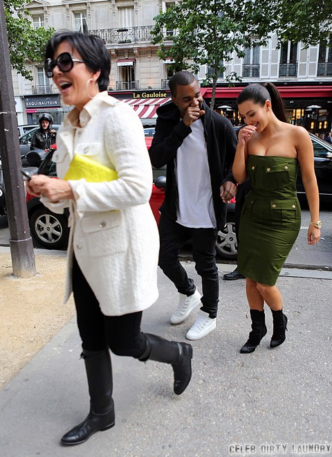 Kris Jenner Trying To Sleep With Kanye West?