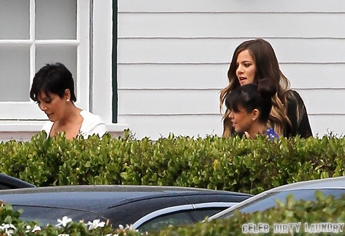 Kris Jenner Forces Khloe Kardashian To Have Baby Without Lamar Odom