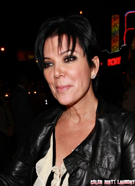 Kim Kardashian's Step Mom Defends Portrait of Kris Jenner as Abusive Mother and Tramp