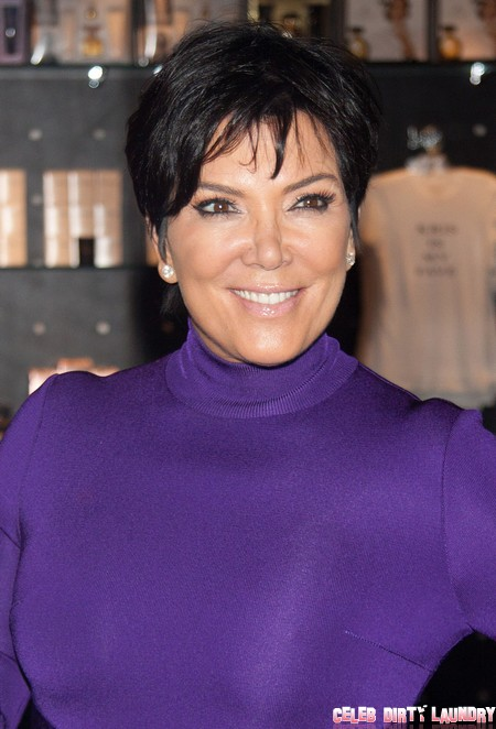 Kris Jenner At Kardashian Kaos At The Mirage Hotel And Casino