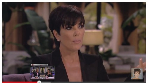 Kris Jenner Slams President Barack Obama For Dissing Kim Kardashian And Kanye West (Video)