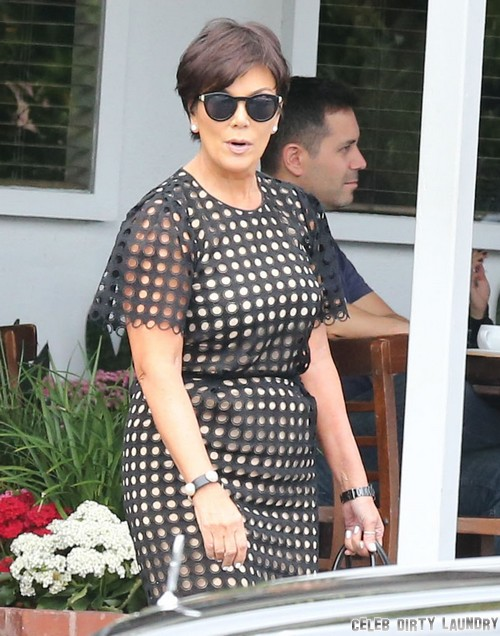 Kris Jenner Reacts To Kanye West And Leyla Ghobadi Cheating On Kim Kardashian