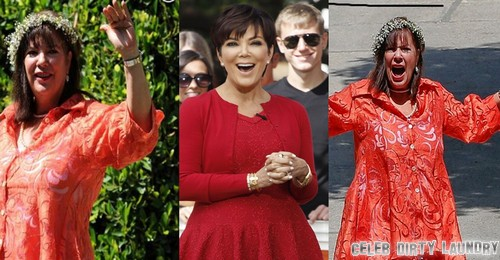 Kris Jenner Hides Sister Karen Houghton From Kardashian Family - Find Out Why!