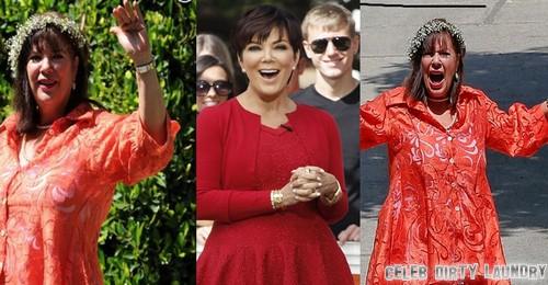 Kris Jenner Hides Sister Karen Houghton From Kardashian Family - Find Out Why!