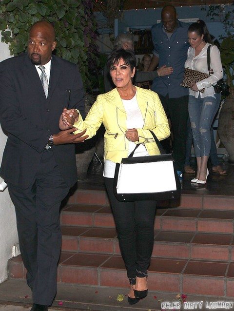 Kris Jenner's New Daytime Talk Show Details - Setting Herself Up For Failure?