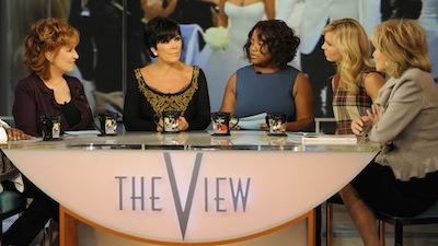 "Kris Jenner Exposes O.J. Simpson's Guilt on The View: Nicole Brown Simpson Felt ""In Danger"" Before Murder"