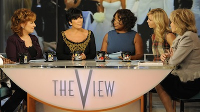 "Kris Jenner Exposes O.J. Simpson's Guilt on The View: Nicole Brown Simpson Felt ""In Danger"" Before Murder"