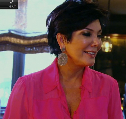 Kris Jenner Will Reveal Photos of Kim Kardashian's Baby, North West, On Her Talk Show Debut (PHOTOS)