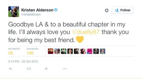 General Hospital Spoilers: Kristen Alderson and Chad Duell ... Chad Duell And Kristen Alderson Break Up