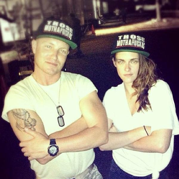 Kristen Stewart To Make Robert Pattinson Jealous By Showing Off Lane Garrison At Cannes?