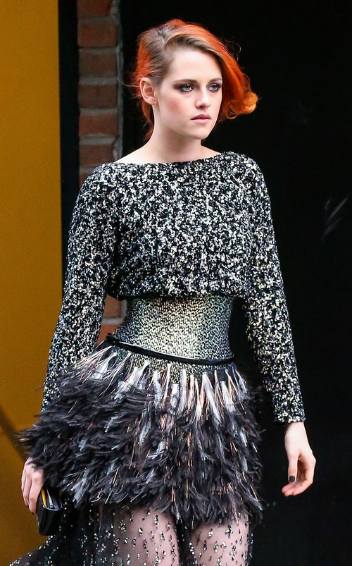 Kristen Stewart Invited by Robert Pattinson to Cannes 2014 Villa Retreat - Kristen's So Excited!