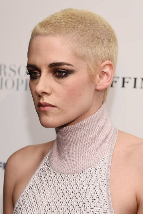 Kristen Stewart Looks Miserable Leaving Ex Alicia Cargile's House - Stella Maxwell Out Of The Picture?