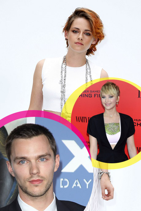 Kristen Stewart Dating Nicholas Hoult: Steals Love From Jennifer Lawrence - 'Twilight' Star Destroys Another Relationship?
