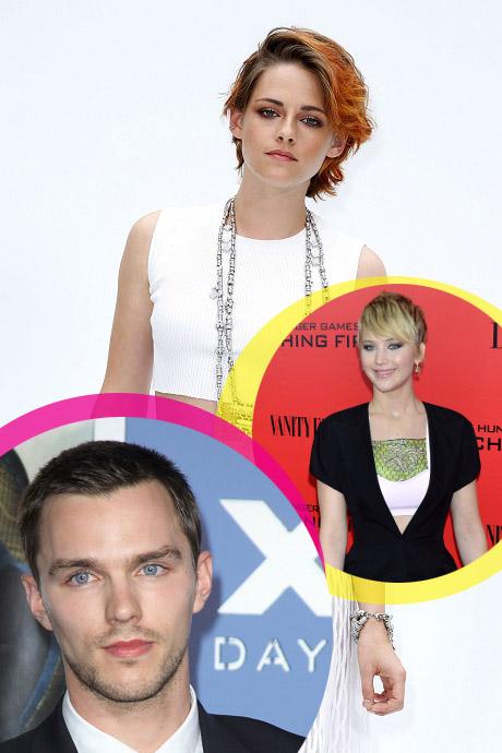 Kristen Stewart Dating Nicholas Hoult: Steals Love From Jennifer Lawrence - 'Twilight' Star Destroys Another Relationship?