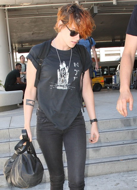 Kristen Stewart Dating Nicholas Hoult: Relationship Rumors Music To Robert Pattinson's Ears - Wants K-Stew To Move On!